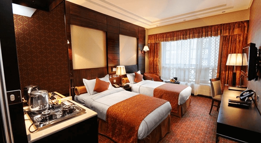 Cheap 5* Umrah (14 Nights)